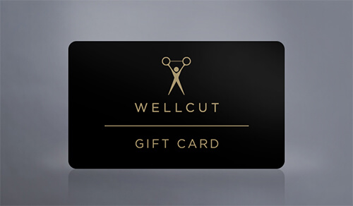 Well Cut gift cards (coming soon)